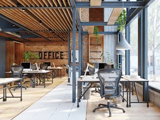 Will open plan offices still work as we learn to live with COVID-19?  HR Staff n' Stuff takes a look.